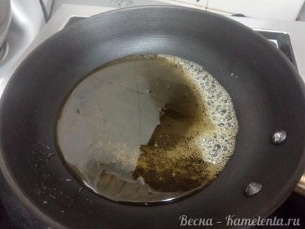 Приготовление рецепта Тесто на карамельный медовик шаг 2
