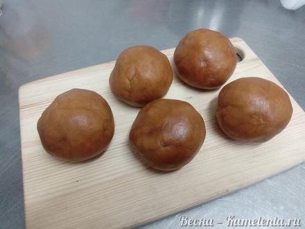 Приготовление рецепта Тесто на карамельный медовик шаг 14