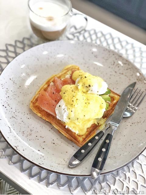 Рецепт сырных вафель
