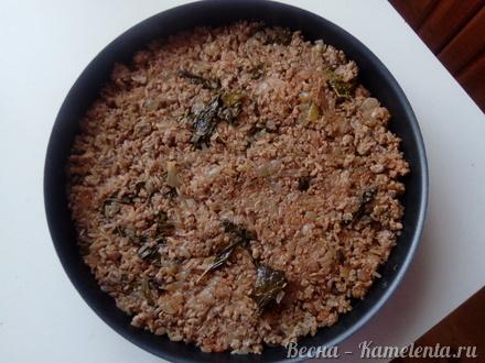 Приготовление рецепта Ленивая долма шаг 9