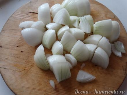 Приготовление рецепта Жаркое с курицей шаг 5