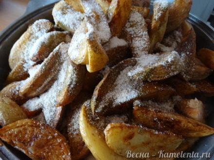 Приготовление рецепта Жаркое с курицей шаг 10