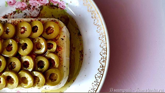 Рецепт закуски из феты
