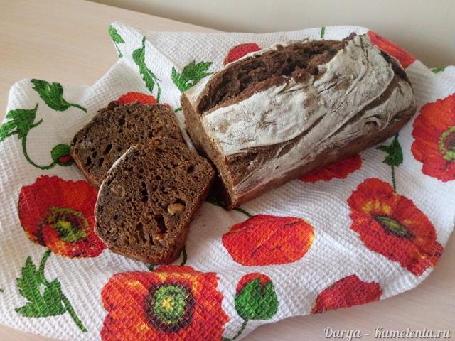 Рецепт хлеба пшенично-ржаного на солоде
