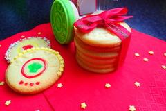 Песочное печенье со штампами