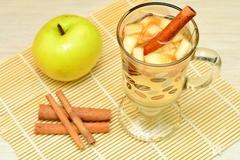 Яблочная водичка