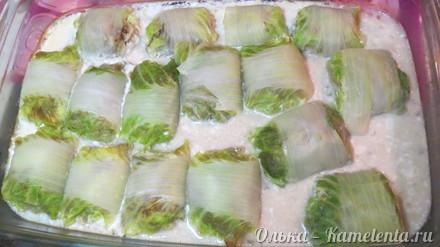 Ленивые голубцы в духовке - Пошаговый рецепт с фото
