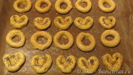 Приготовление рецепта Нежное рассыпчатое печенье шаг 12