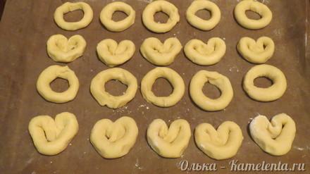 Приготовление рецепта Нежное рассыпчатое печенье шаг 10