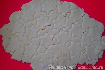 Приготовление рецепта Немецкое рождественское печенье Plätzchen шаг 6