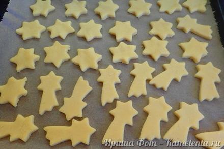 Приготовление рецепта Немецкое рождественское печенье Plätzchen шаг 7