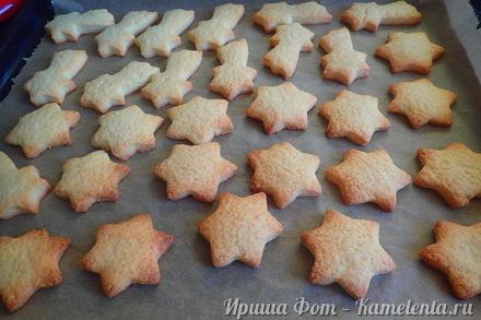 Приготовление рецепта Немецкое рождественское печенье Plätzchen шаг 8