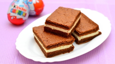 "Пирожное ""Kinder Milk-Slice"""