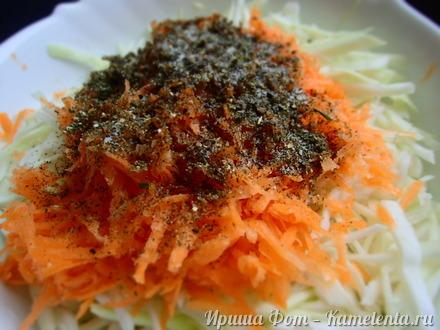 Приготовление рецепта Салат весенний, для похудения и не только шаг 4