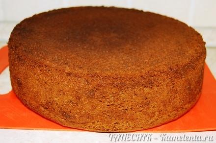 Бисквит со сливочным кремом рецепт