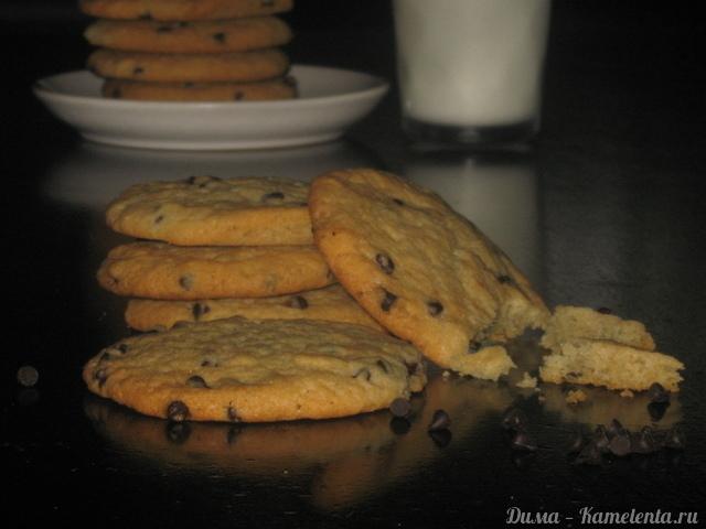 Печенье американо шоколадное рецепт