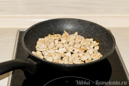 Приготовление рецепта Домашняя шаурма шаг 3