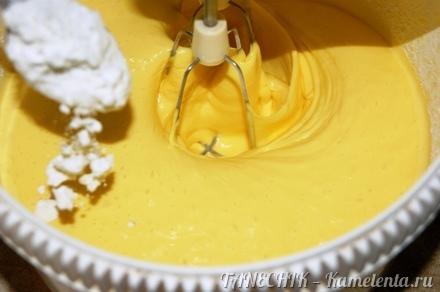 """Приготовление рецепта """"Апфельмусс - торт"""" с яблочным кремом шаг 8"""