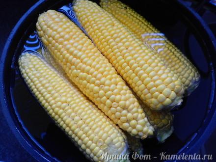 Вкуснейшая вареная кукуруза - рецепт пошаговый с фото