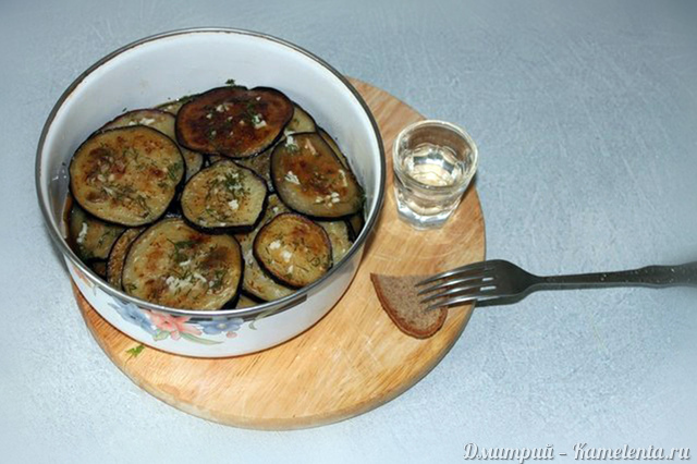 Рецепты с фото готовим баклажаны
