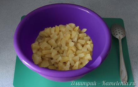 ананасы консервир с чесноком