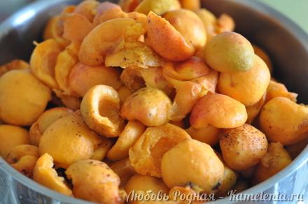 рецепт абрикосовый джем с фото