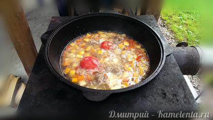 Рецепт шурпы с пошаговым