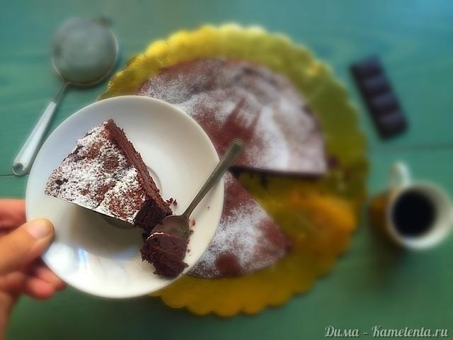 """Рецепт шоколадного торта """"Брюссель"""""""