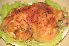 Курица в рукаве за 3 минуты
