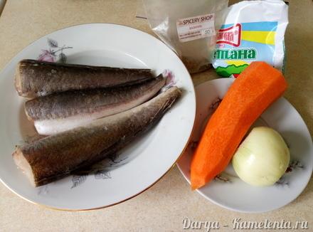 рецепты из рыбы в духовке горбуша целиком