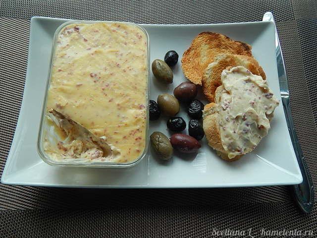 Рецепт плавленого сыра