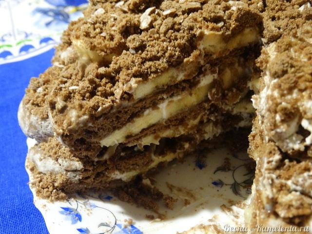 Рецепт торта из пряников