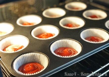 Капкейки красный бархат рецепт с пошагово с начинкой