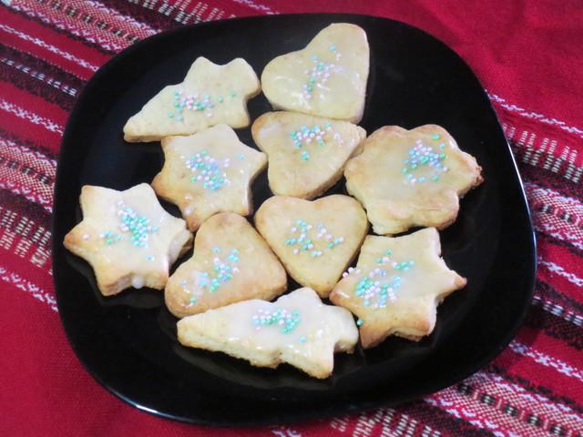 рецепт творожного печенья в духовке фото