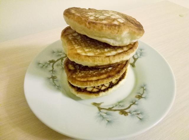 Как приготовить оладушки на кефире пышные рецепт с фото пошагово
